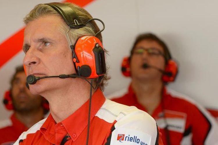 Bos Ducati MotoGP, Paolo Ciabatti.