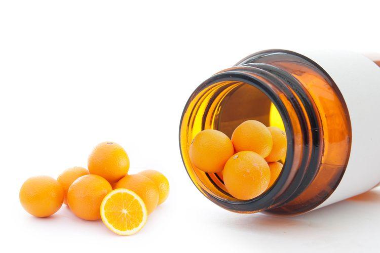 Jangan Sampai Kelebihan Ini Kebutuhan Vitamin C Harian Sesuai Usia Halaman All Kompas Com