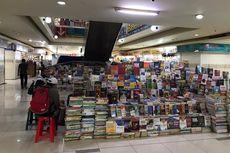 Kisah Penjual Buku di Masa Pandemi, Berhari-hari Tak Ada Pembeli, Bertahan Lewat Penjualan Online