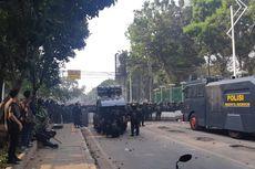 Simak Rekayasa Lalu Lintas di Sekitar Gedung DPR Senayan