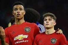 Daniel James Bakal Jadi Korban Kedatangan Jadon Sancho ke Man United?