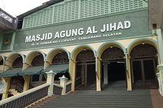 Masjid Agung Al Jihad di Ciputat, Ikon Azan Maghrib TVRI Tahun 1960-an
