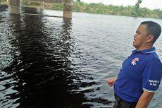 Pencemaran Air Bengawan Solo Mulai Berimbas ke Lamongan