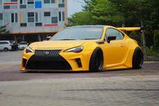 Modifikasi Toyota FT86 Terinspirasi dari Game Need For Speed
