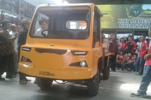 Ma'ruf Amin: Produksi Mobil Esemka Urusan Pihak Swasta