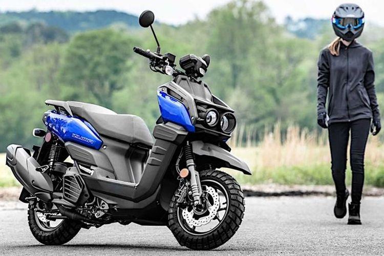 Yamaha Zuma 125 2021