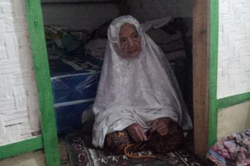 Nenek Berumur 140 Tahun Asal Purwakarta Hidup dalam Kemiskinan
