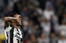 Alasan Dani Alves Tak Bahagia di Juventus