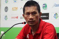 Liga Champions Asia, Ismed Tak Terlalu Kecewa Persija Disingkirkan Newcastle Jets