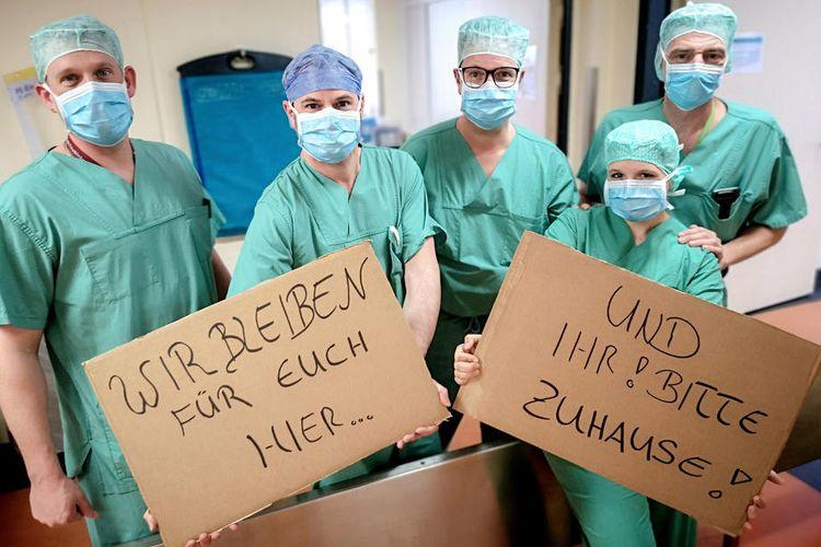 POPULER TREN] Kasus Corona di Jerman | Gejala Infeksi Covid-19 pada Anak  Halaman all - Kompas.com