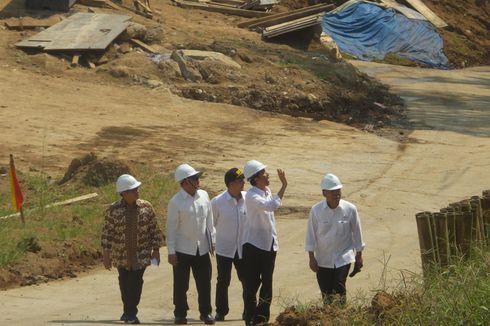 Pengukuran Lahan untuk Tol Bocimi Seksi II di Sukabumi Baru 10 Desa