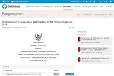 Berikut Jadwal dan Lokasi Tes SKD CPNS 2019 di Ombudsman