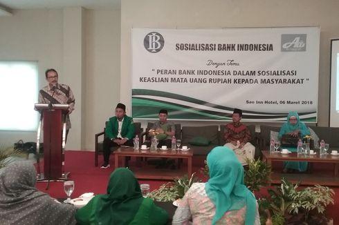 Sepanjang 2017, BI Jawa Tengah Temukan 3.350 Lembar Uang Palsu