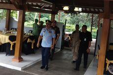 Panglima TNI Ziarah ke Makam Soeharto di Karanganyar