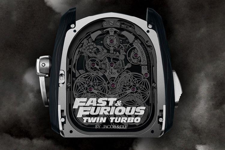 Jacob & Co Fast & Furious Twin Turbo