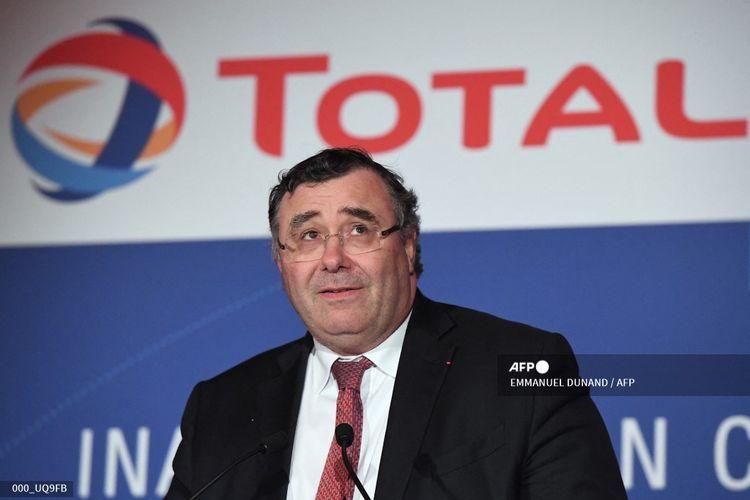 CEO Total Patrick Pouyanne