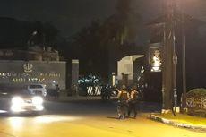 Ada Kerusuhan, Kawasan Mako Brimob Kelapa Dua Dijaga Ketat Polisi Bersenjata