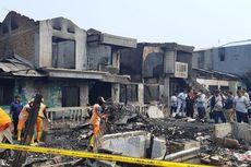 Kebakaran Menghanguskan Sejumlah Rumah di Kembangan