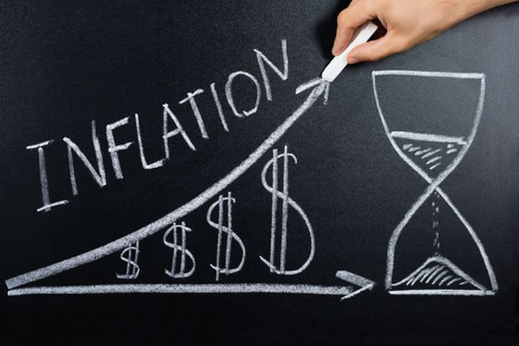 Penyebab dan dampak inflasi, Ilustrasi inflasi (apa itu inflasi? Inflasi adalah kondisi harga barang naik)