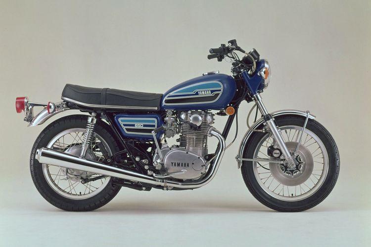 Yamaha S650