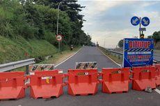 7 Exit Tol Kota Semarang Ditutup, Kendaraan di GT Kalikangkung Diperiksa