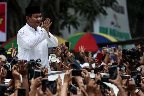 Soal Amendemen UUD 1945, Gerindra: Prabowo Ingin Presiden Dipilih Langsung oleh Rakyat