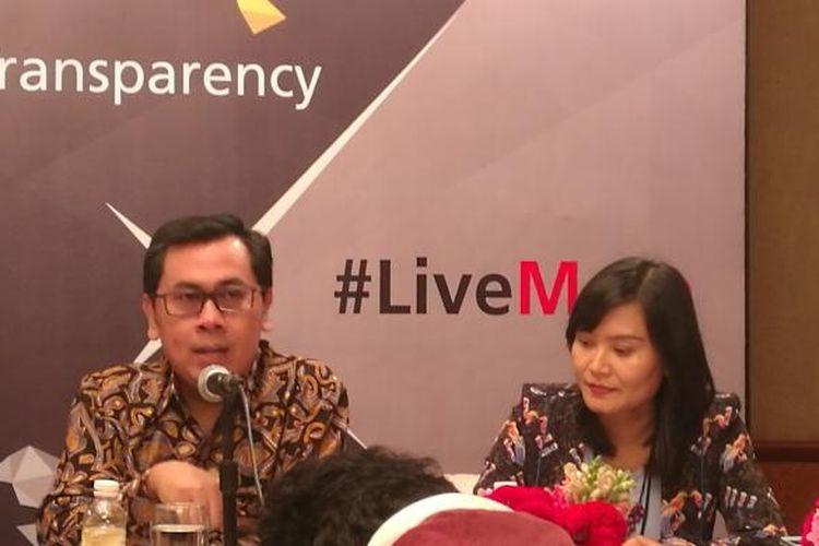 Direktur Eksekutif Center for Indonesia Taxiation Analysis (CITA) Yustinus Prastowo  di Jakarta, Selasa (9/8/2016)