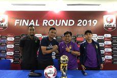 Final Liga 2 2019, Persita Vs Persik Bakal Berjalan Sengit