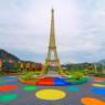 [POPULER PROPERTI] Menara Eiffel di Pelosok Desa, Krisis Identitas dan Budaya
