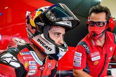 Dovizioso soal Rehat Setahun dari MotoGP: Saya Merasa Bebas...