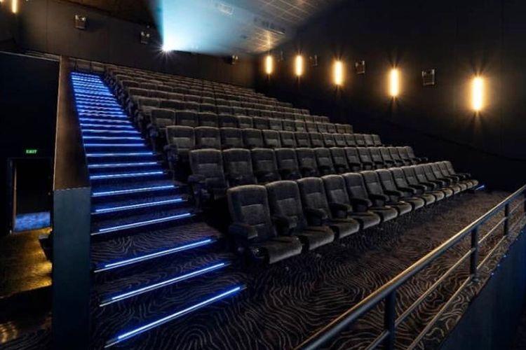 Studio di bioskop Cinepolis mal Pejaten Village Jakarta Selatan.