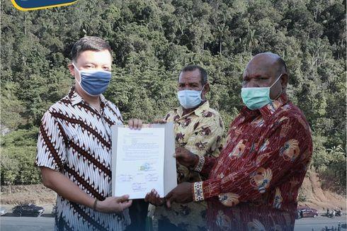 Pemerintah Terima Pelepasan Tanah Adat Papua 1 Hektar