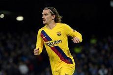 Antoine Griezmann Ingin Gunakan Nomor 7 di Barcelona