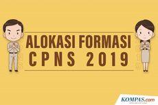 Pendaftar CPNS di Jatim Capai 2.362, Tertinggi Ketiga Nasional