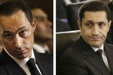 Dua Putra Hosni Mubarak Ditangkap atas Dugaan Manipulasi Saham