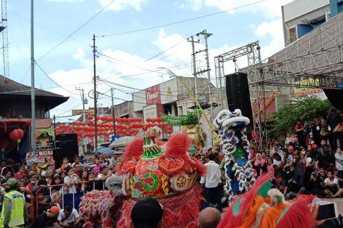 Sambut Imlek, 4.000 Kue Keranjang Akan Dibagikan dalam Kirab Budaya Grebeg Sudiro