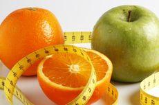 Ternyata, Buah dan Sayuran Tak Bisa Turunkan Berat Badan