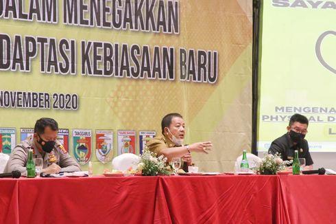Terhalang Pandemi, Perayaan Natal Oikumene 2020 di Lampung Ditiadakan