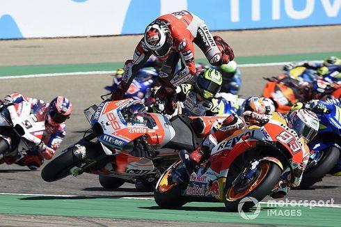 Lorenzo Terancam Gagal Balapan di GP Thailand