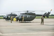 Dua Negara Bagian AS Mulai Berangkatkan Tentara ke Perbatasan Meksiko