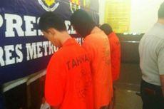 Tiga Orang Diduga Anggota Geng Motor Ditangkap di Jagakarsa