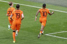 Hasil Lengkap Euro 2020 - Belanda dan Belgia Bahagia Lolos Grup, Ukraina...