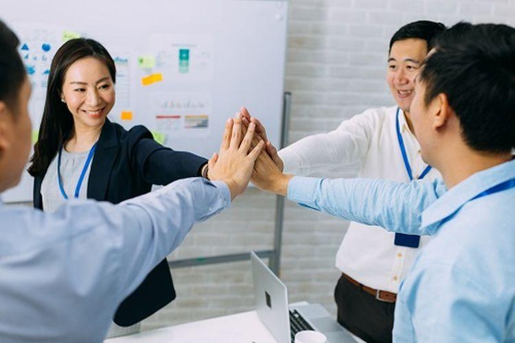 Ilustrasi employee gathering (SHUTTERSTOCK)