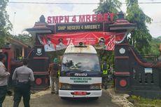 90 Siswa SMPN 4 Mrebet Purbalingga Jalani Isolasi Terpusat di Gedung Sekolah