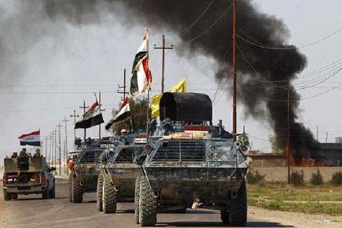 Pentagon: Irak Tak Pernah Minta Serangan Udara di Tikrit