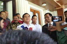 Prabowo Temui Mahfud MD, Bahas Alutsista hingga Penyanderaan WNI