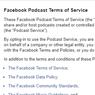 Siap-siap, Facebook Rilis Fitur Podcast Mulai 22 Juni 2021