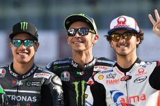 Kata Valentino Rossi Usai Melejit di FP3 MotoGP Emilia Romagna