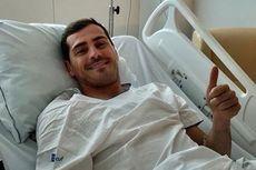 Selamat dari Serangan Jantung, Casillas Dianggap Raih Kemenangan Terbesar