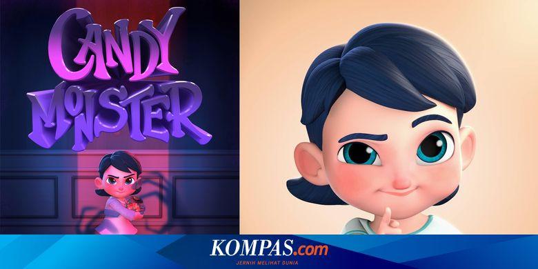 Candy Monster Film Animasi Indonesia Yang Berhasil Tembus 2 Festival Internasional